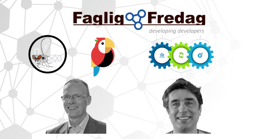 Faglig Fredag den 21. august 2020 – Lynhurtige End-to-end Tests og Enabling Agility at Architecture Level