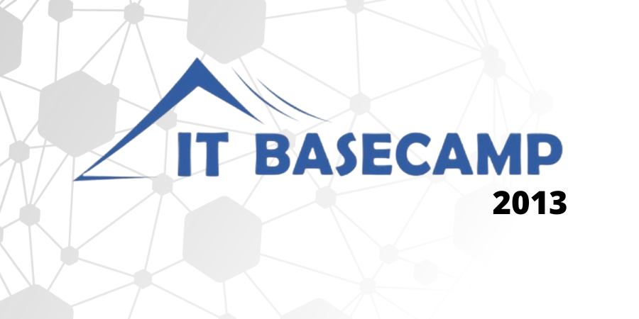 Program for IT BaseCamp 2013
