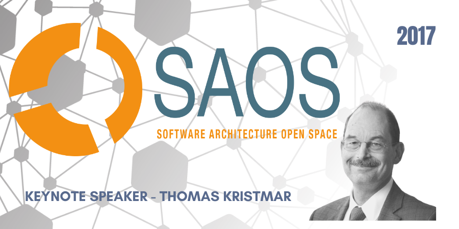 Software Architecture Open Space 2017 (SAOS 2017)