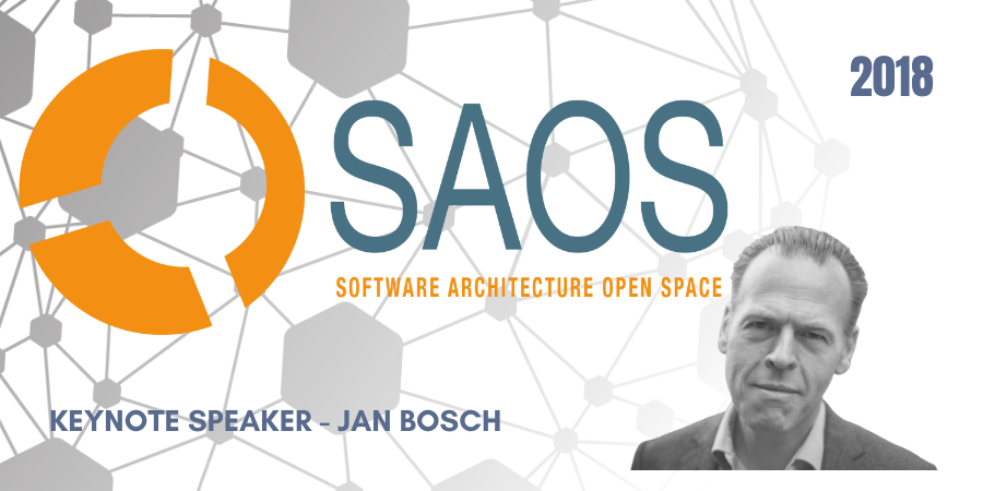 Software Architecture Open Space 2018 (SAOS 2018)