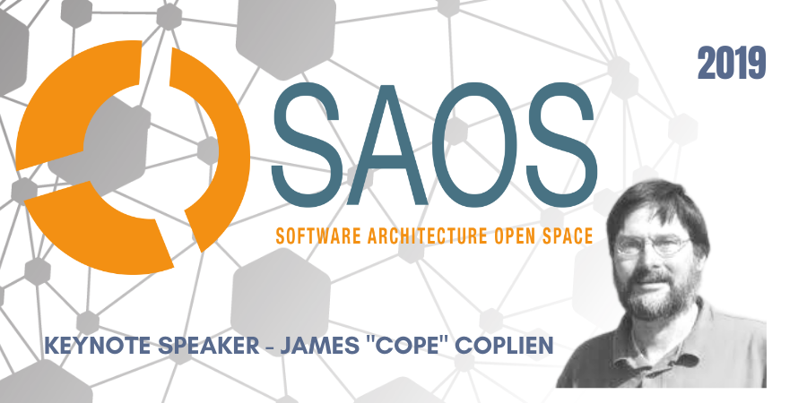 Software Architecture Open Space 2019 (SAOS 2019)