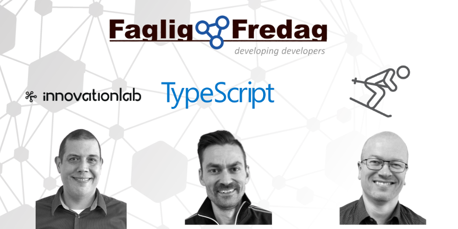 Faglig Fredag 19/2-2016 om TypeScript og Silicon Valley