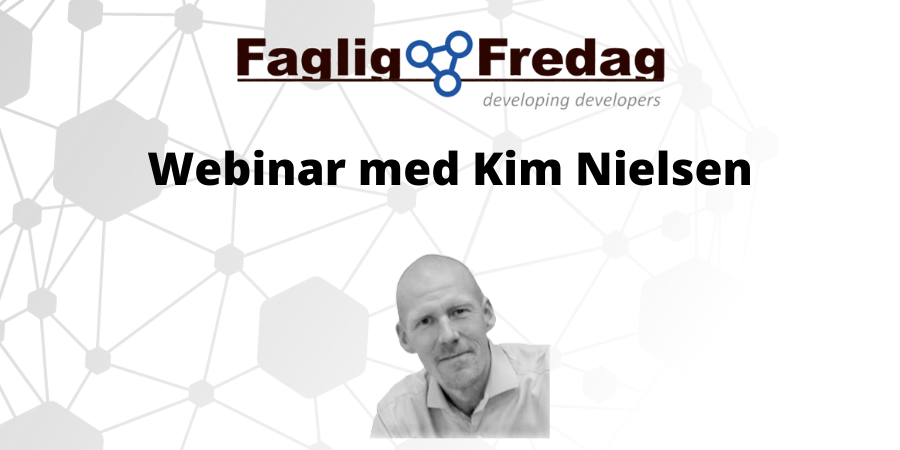 Webinar den 24. april 2020 – Kim Nielsen: Business Process Automation without the pain